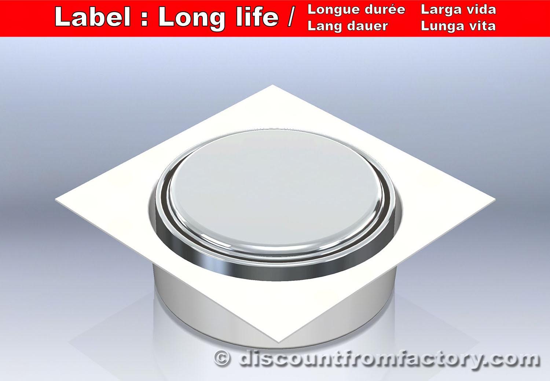 1 pile bouton alcaline ag13 compatible avec duracell d303. Black Bedroom Furniture Sets. Home Design Ideas