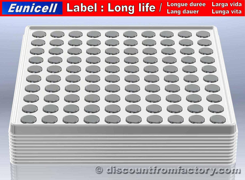 Lot-de-1000-piles-Bouton-Alcalines-AG11-100-compatible-avec-Philips-362