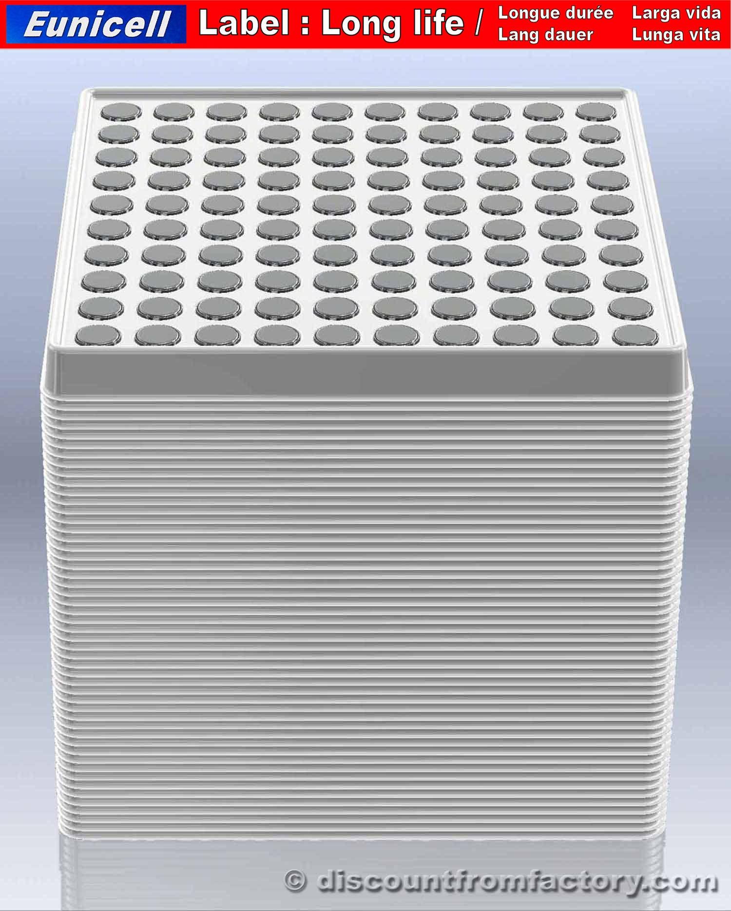 2 sur 6 Lot de 2 piles Bouton Alcalines AG3, 100% compatible avec Duracell  D384 7700fae2731c